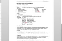 Fsms Audit Report Example Template | Fds1160-4 in Iso 9001 Internal Audit Report Template