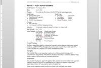 Fsms Audit Report Example Template | Fds1160-4 regarding Sample Hr Audit Report Template