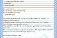 Full Page Recipe Templates – Google Search … | Recipe pertaining to Full Page Recipe Template For Word