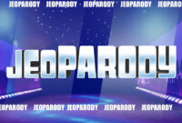 Fully Editable Jeopardy Powerpoint Template Game With Daily with Quiz Show Template Powerpoint
