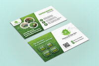 Gardening Business Card Templates & Designs From Graphicriver in Gardening Business Cards Templates