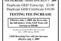 Ged Certificate Template Download – Printable Receipt Template throughout Ged Certificate Template Download