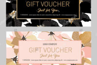 Gift Premium Certificate. Gift Card. Gift Voucher. Coupon within Salon Gift Certificate Template
