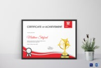 Golf Achievement Certificate Template with regard to Golf Certificate Templates For Word