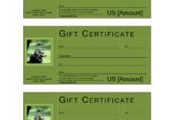 Golf Gift Voucher | Templates At Allbusinesstemplates for Golf Certificate Templates For Word