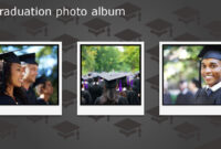 Graduation Photo Album – Office Templates & Themes – Office 365 within Powerpoint Photo Album Template