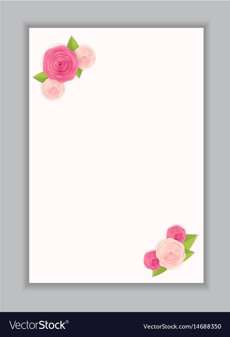 Greeting Card Blank Template Intended For Free Printable Blank Greeting Card Templates