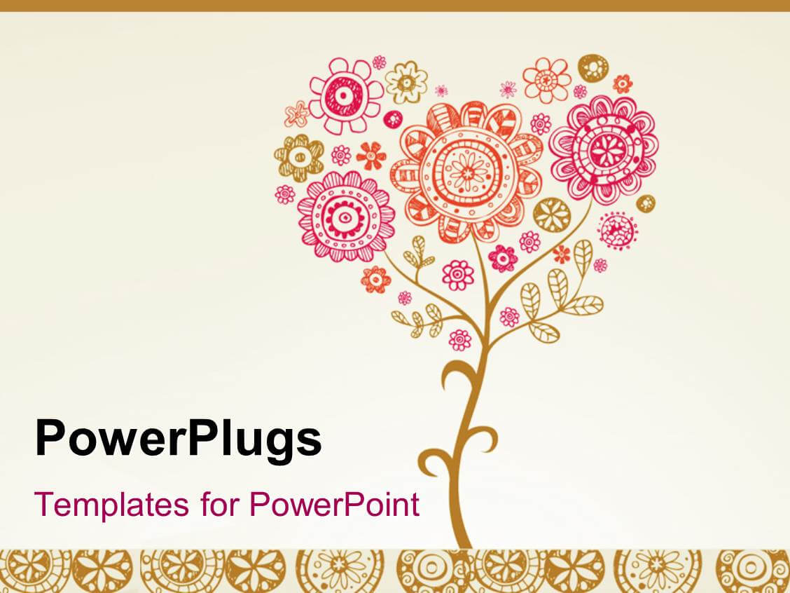 Greeting Powerpoint Templates W/ Greeting Themed Backgrounds Within Greeting Card Template Powerpoint