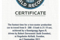 Guinness World Record Certificate Template – Zimer.bwong.co in Guinness World Record Certificate Template