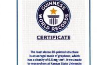 Guinness World Record Certificate Template – Zimer.bwong.co intended for Guinness World Record Certificate Template
