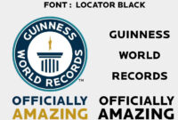 Guinness World Record Certificate Template – Zimer.bwong.co pertaining to Guinness World Record Certificate Template
