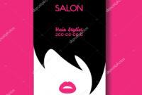 Hair Stylist Business Cards Examples | Hair Salon Business within Hair Salon Business Card Template