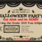 Halloween Certificate & Award Templates At pertaining to Halloween Certificate Template