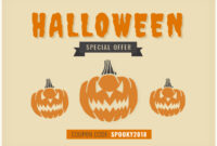 Halloween – Special Offer – Animated Banner Template with Animated Banner Template