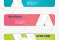 Header Banner Templates, Banner, Web, Website Png And Vector intended for Website Banner Templates Free Download