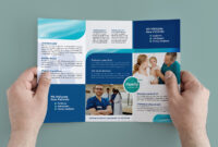 Healthcare Clinic Tri-Fold Brochure Template In Psd, Ai throughout Welcome Brochure Template