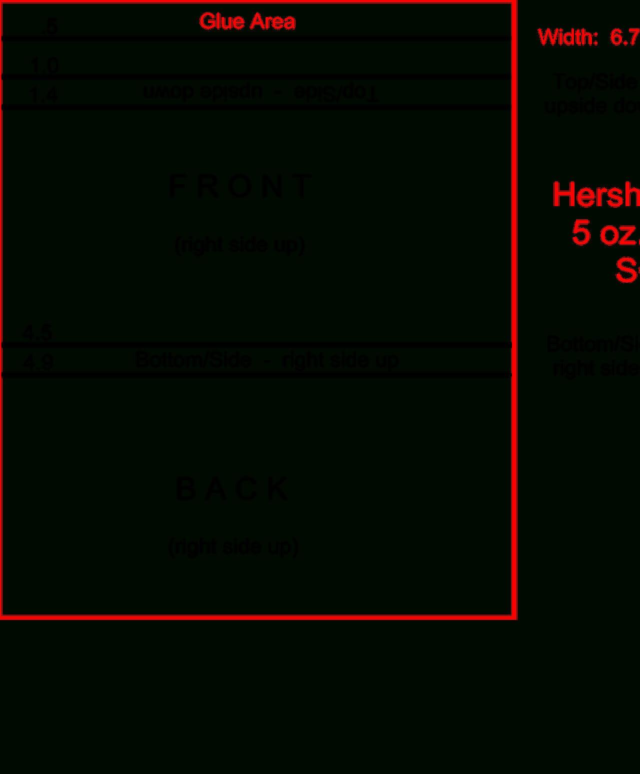 Hershey Candy Bar Wrapper Template - Free Download   Candy With Regard To Candy Bar Wrapper Template Microsoft Word