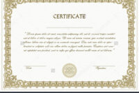 High Resolution High Res Printable Certificate Template Download Regarding High Resolution Certificate Template