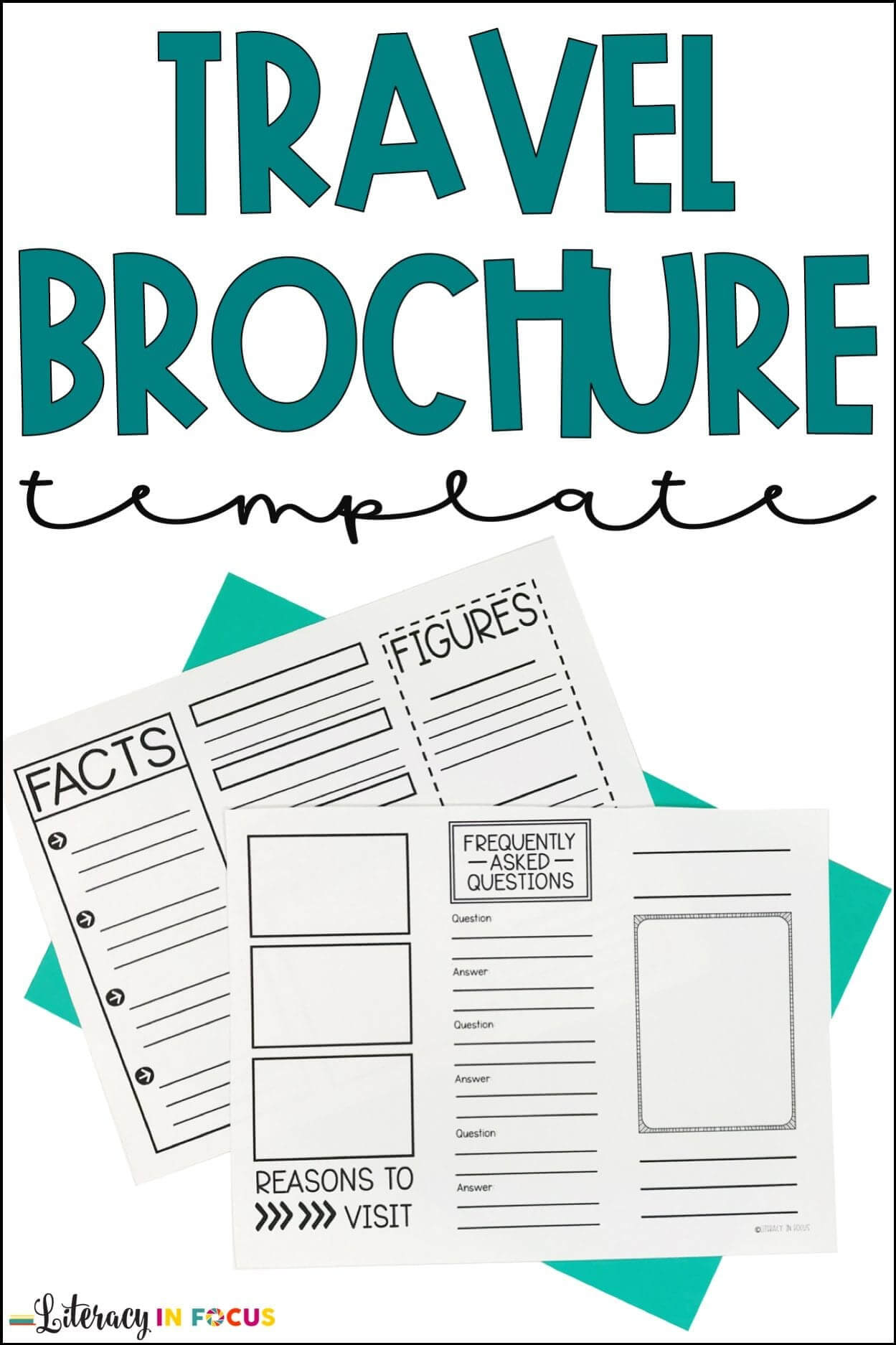 Historical Travel Brochure And Research Project | Literacy Within Brochure Rubric Template