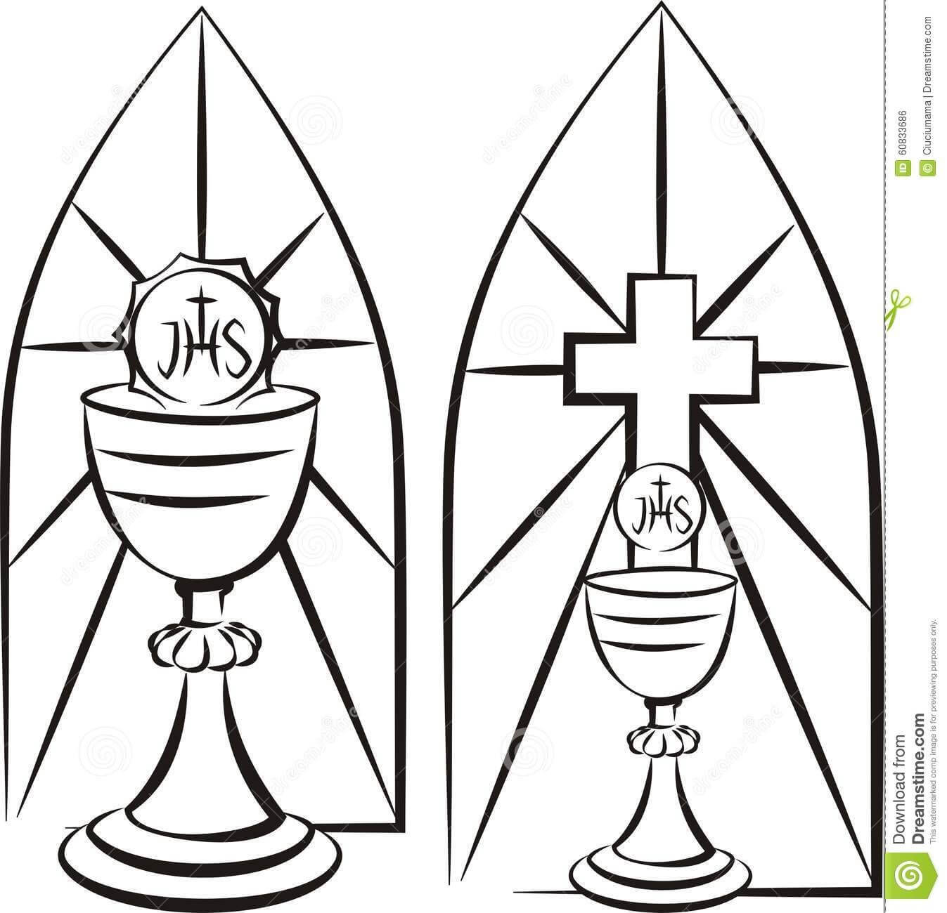 Holy Communion Images - Google Search | First Communion For First Holy Communion Banner Templates