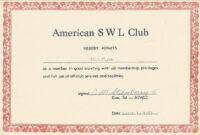Honorary Membership Certificate Template Life Membership throughout Life Membership Certificate Templates