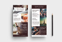 Hotel Dl Card Template V2 – Psd, Ai & Vector – Brandpacks throughout Dl Card Template