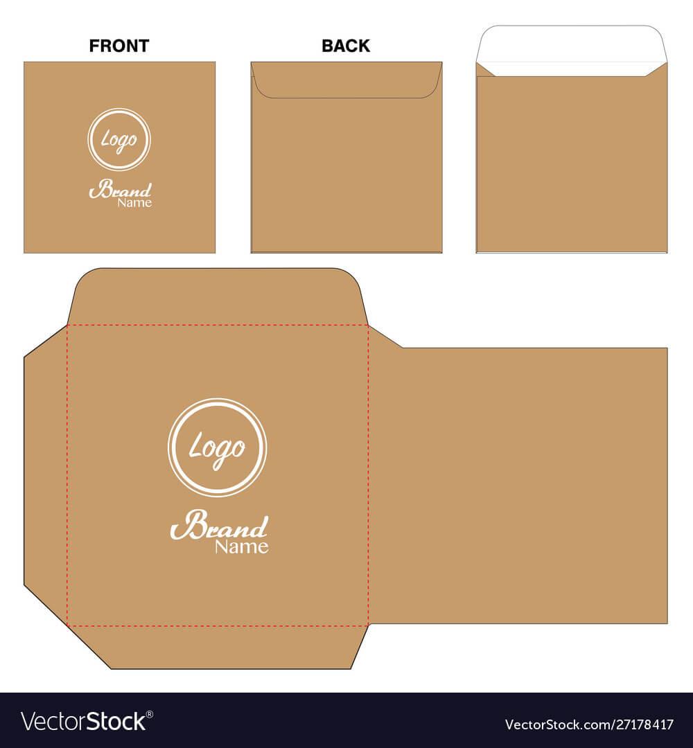 Hotel Key Card Holder Folder Package Template In Hotel Key Card Template