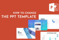 How To Change The Ppt Template – Easy 5 Step Formula | Elearno with regard to Change Template In Powerpoint