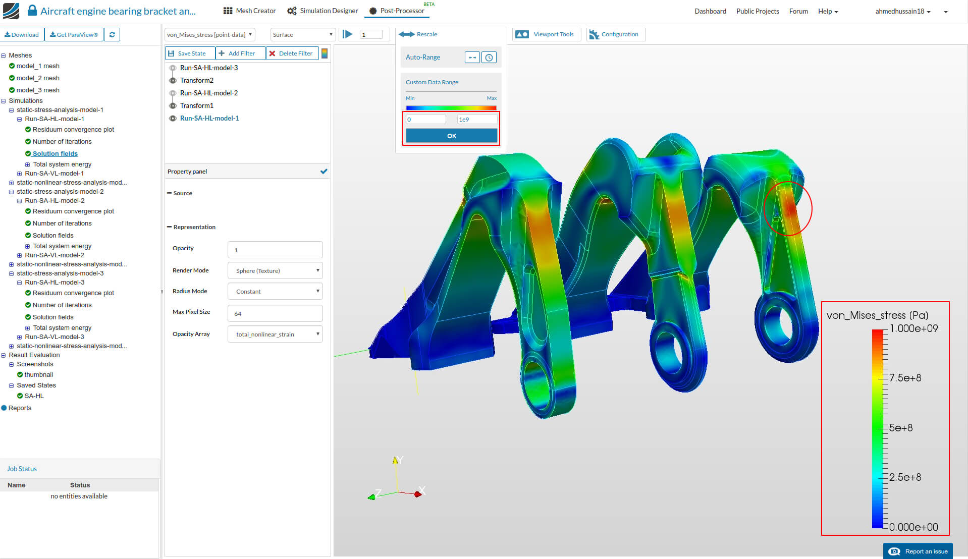 How To Create A Fea Report – Solid Mechanics / Fea In Fea Report Template