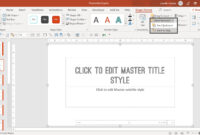 How To Create A Powerpoint Template (Step-By-Step) inside How To Create A Template In Powerpoint