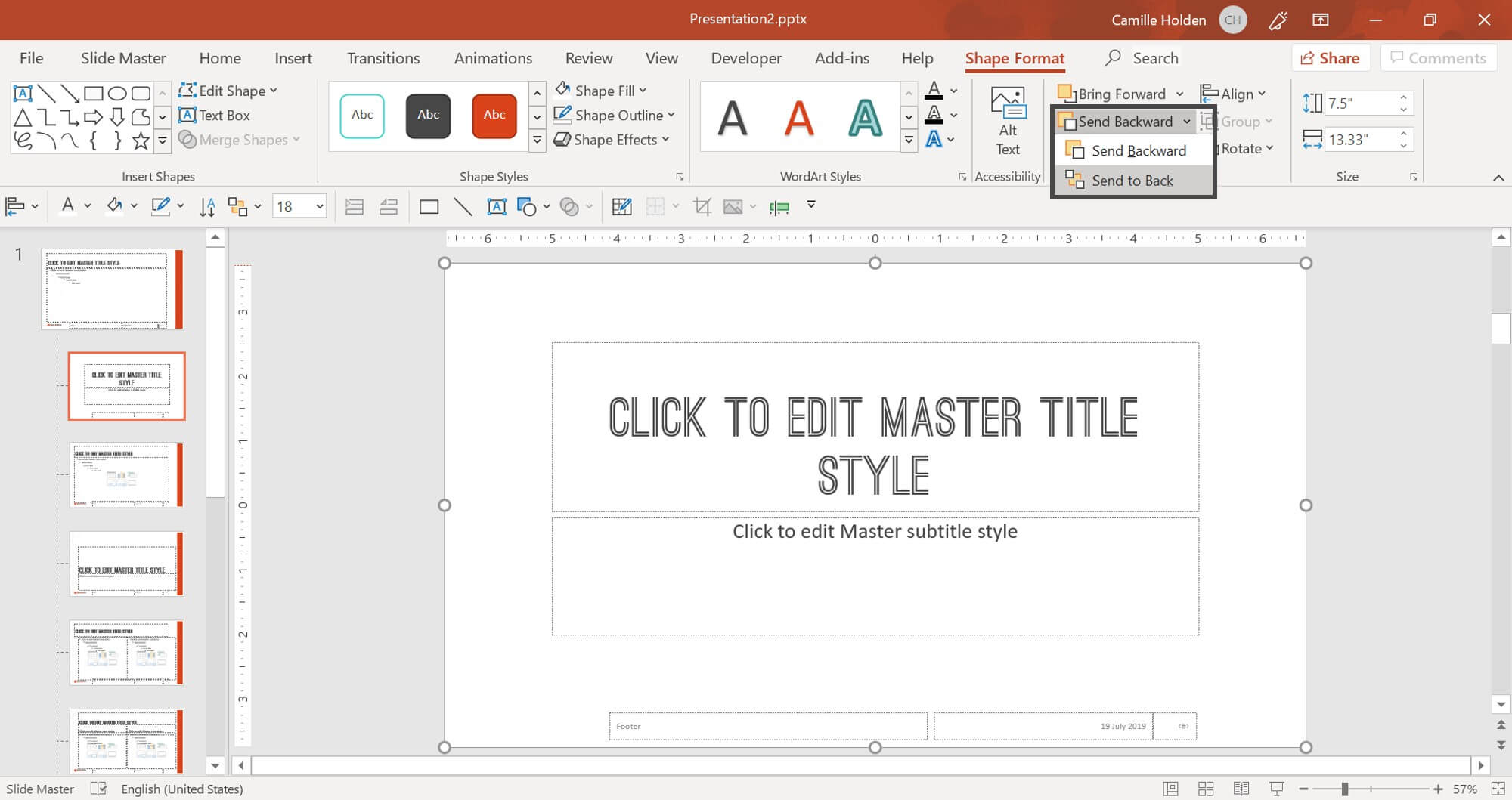 How To Create A Powerpoint Template (Step By Step) Inside How To Create A Template In Powerpoint