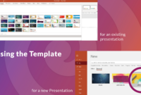 How To Create Your Own Powerpoint Template (2020) | Slidelizard For How To Save A Powerpoint Template