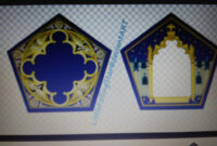 How To Get Your Face On A Chocolate Frog Card? | Harry inside Chocolate Frog Card Template