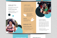 How To Make A Brochure On Microsoft Word 2007 | Graphic for Booklet Template Microsoft Word 2007