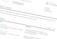 How To Make A Call Sheet For Film—Free Example Call Sheet regarding Blank Call Sheet Template