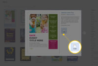 How To Make A Flyer On Word with regard to Templates For Flyers In Word