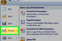 How To Make A Powerpoint Template: 12 Steps (With Pictures) for Save Powerpoint Template As Theme