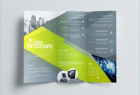 How To Make A Trifold Brochure In Powerpoint – Carlynstudio throughout Tri Fold Brochure Publisher Template