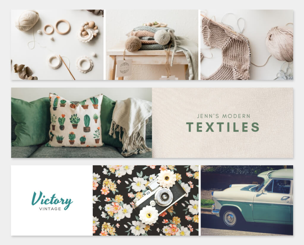 How To Make An Etsy Banner   Picmonkey Throughout Free Etsy Banner Template