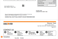 How To Read A Credit Card Statement | Discover with regard to Credit Card Statement Template