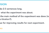 How To Write A Lab Report: Format, Examples | Essaypro throughout Lab Report Conclusion Template