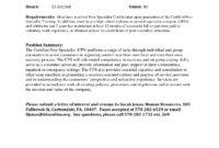 How Write Letter Interest Internal Job Position Posting for Internal Job Posting Template Word