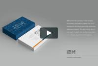 Ibm Oled Business Cards inside Ibm Business Card Template