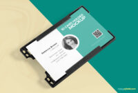 Id Card Holder Mockup | Free Psd Download | Zippypixels regarding Id Card Design Template Psd Free Download