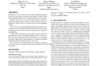 Ieee Format For Research Per Template Word Doc | Ceolpub in Journal Paper Template Word