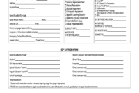 Iep Forms – Fill Online, Printable, Fillable, Blank | Pdffiller Regarding Blank Iep Template