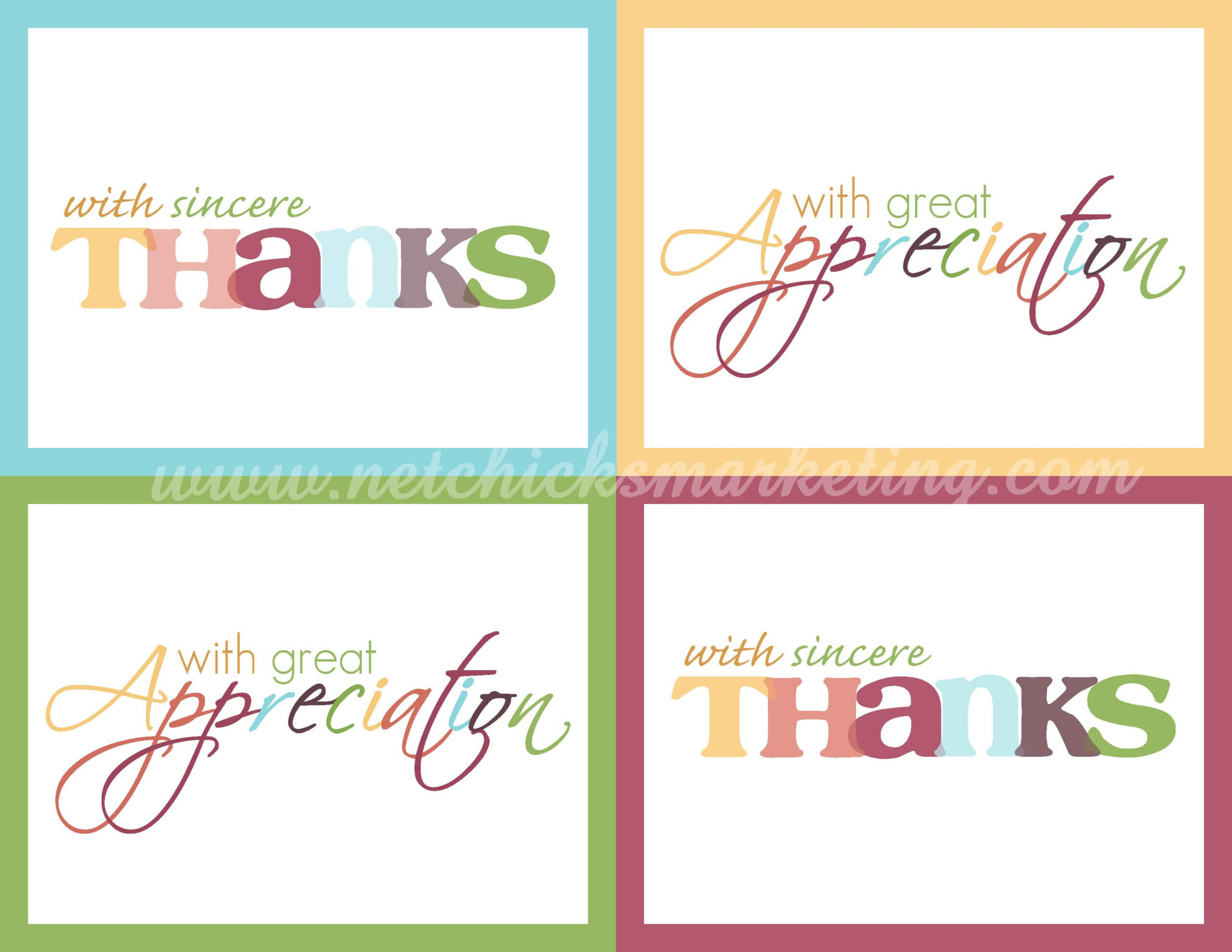 Image Result For Postcards Free Printable | Printable Thank With Regard To Free Printable Thank You Card Template
