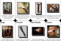 Image Result For Printable Clue Game Cards | Clue Games intended for Clue Card Template