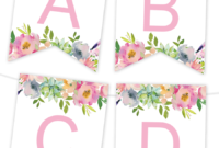 Impertinent Free Printable Banner Templates | Kenzi's Blog in Free Bridal Shower Banner Template