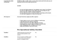 Inspection Spreadsheet Template Great Machine Shop Report with regard to Check Out Report Template